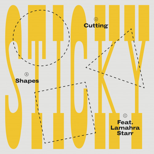 Cutting Shapes - Sticky