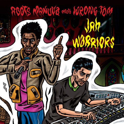 Jah Warriors -