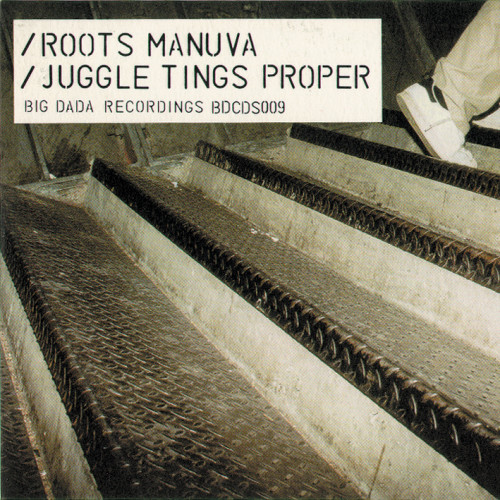 Juggle Tings Proper - Roots Manuva